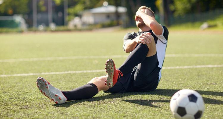 fodboldskader